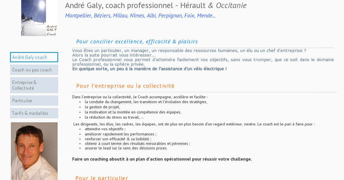 andr galy coach professionnel en aveyron andr galy coach. Black Bedroom Furniture Sets. Home Design Ideas